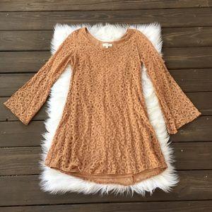 Tan Umgee Dress